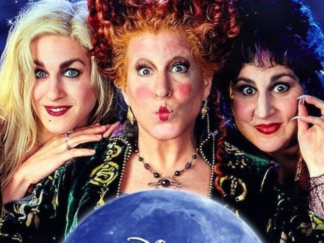 'Hocus Pocus' Stars Bette Midler, Sarah Jessica Parker and Kathy Najimy to Reunite for Halloween