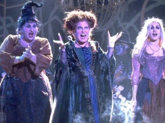 'Hocus Pocus 2': Sarah Jessica Parker Seemingly Confirms Original Trio Returning for Disney+ Sequel