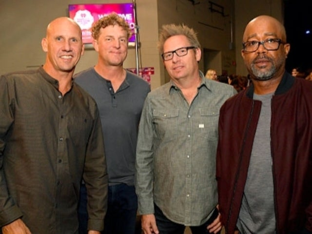 Hootie & the Blowfish Drop 'Hold On,' Released to Country Radio