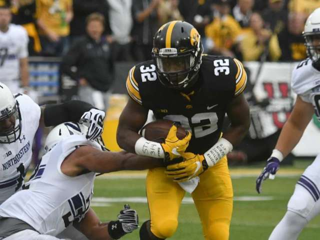 Former Iowa RB Derrick Mitchell Jr. Killed in Car Accident