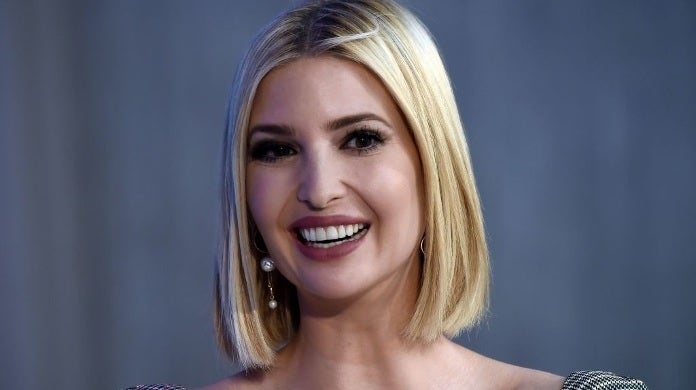 ivanka trump getty images