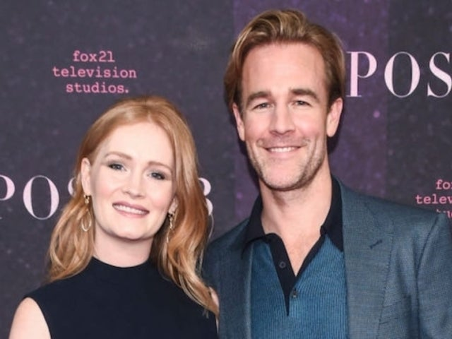 'Dancing With the Stars': James Van Der Beek Reveals Wife Expecting Sixth Child