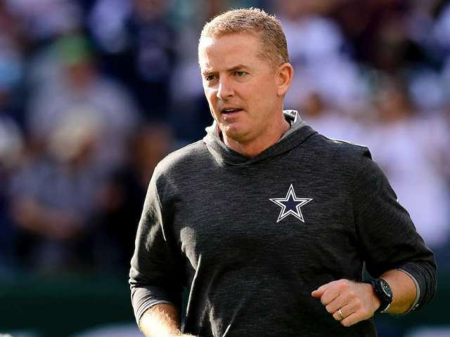 Calls for Cowboys Coach Jason Garrett's Firing Increase Following Loss to Jets