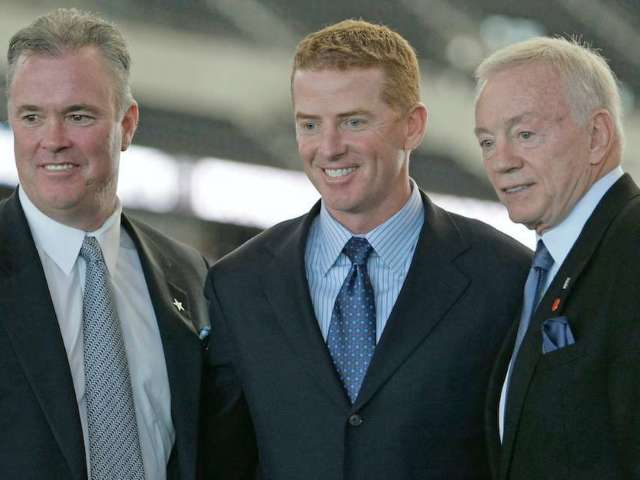 Cowboys Stephen Jones Publicly Supports Jason Garrett, Job Not in Danger