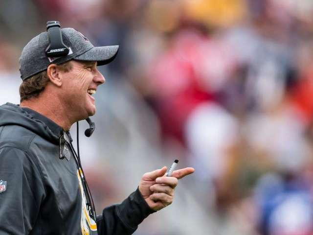 Jay Gruden Reacts to Being Fired by Washington Redskins