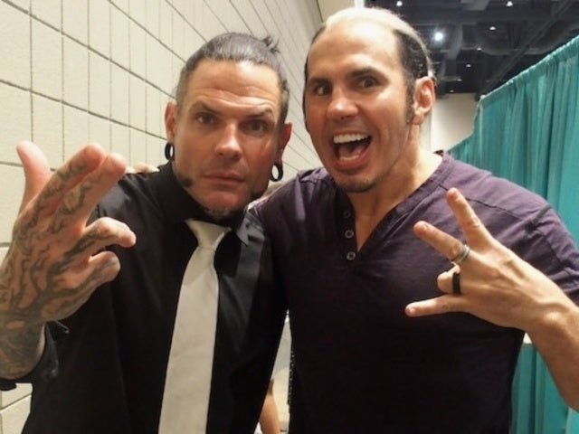 Jeff Hardy's Brother Matt Breaks Silence on His Arrest: 'I Can Only Control My Actions'