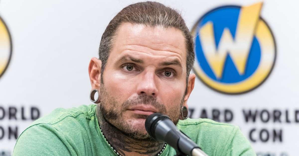 Jeff Hardy sister-in-law Reby spars wife Beth arrest drama