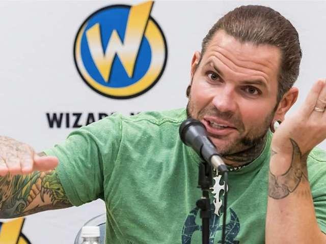Jeff Hardy Arrested: WWE Speaks out on Wrestler's DWI