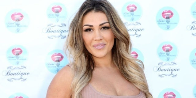 Jen Harley Seen With Nasty Bruises Following Ronnie Ortiz-Magro Fight.