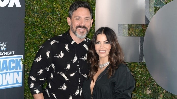 jenna dewan steve kazee red carpet getty images 2
