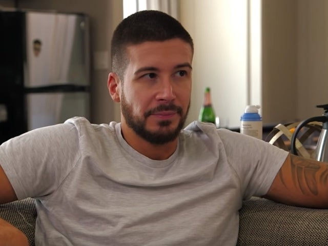 'Jersey Shore' Star Vinny Guadagnino Weighs in on Donald Trump Impeachment, Asks 'You Really Want Pence?'