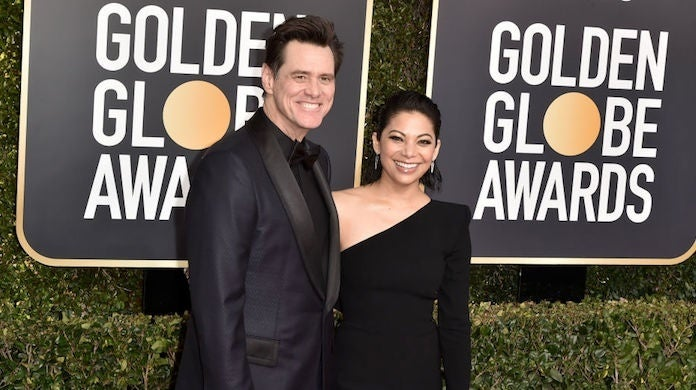 jim carrey ginger gonzaga