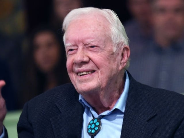 Jimmy Carter Supporters Flock to Twitter After Second Hospitalization This Month