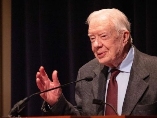 Jimmy Carter Hospitalized After Second Fall in 1 Month at Georgia Home