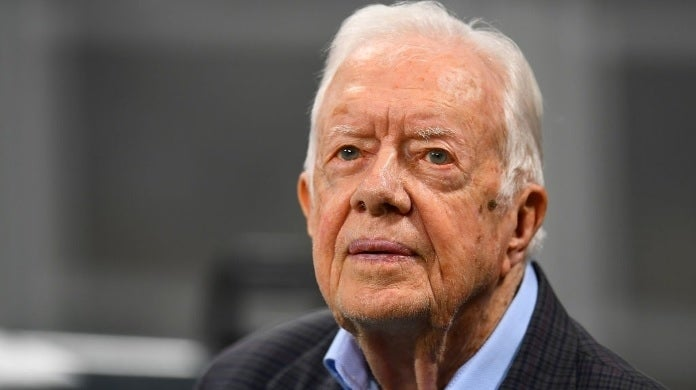 jimmy carter getty images