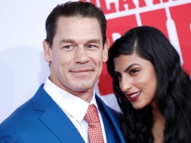 John Cena and Girlfriend Shay Shariatzadeh Make Red Carpet Debut as Couple