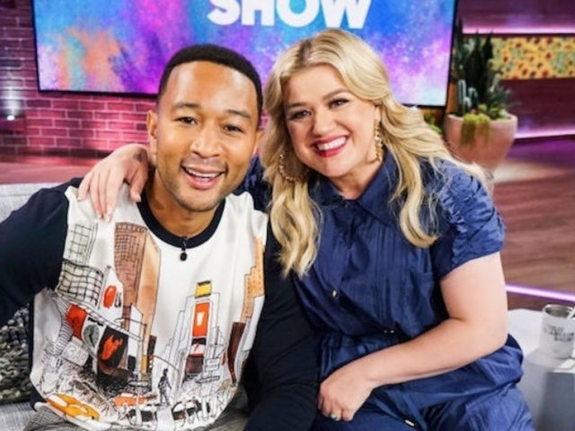 Kelly Clarkson Jokes That She and John Legend 'Ruined Christmas' With 'Baby, It's Cold Outside' Remake