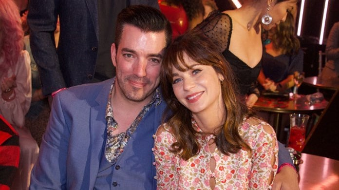Jonathan Scott and Zooey Deschanel-2