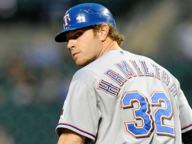 Josh Hamilton, Former Texas Rangers Player, Arrested on Child Abuse Charges