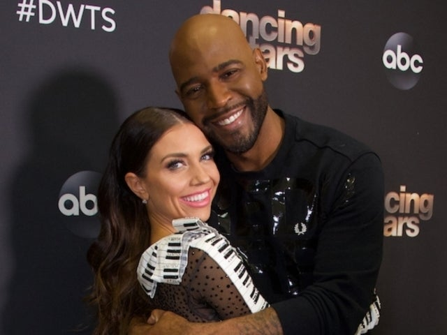 'Dancing With the Stars' Pro Jenna Johnson Thinks Judges Are Being 'Especially Tough' on Partner Karamo Brown (Exclusive)