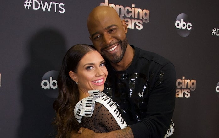 Karamo Brown Jenna Johnson