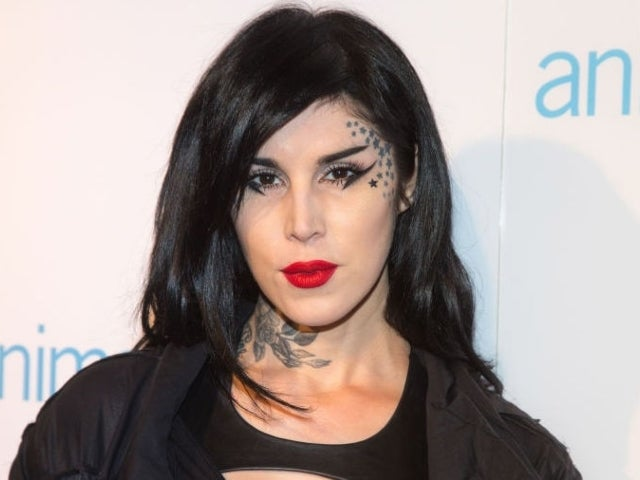 Kat Von D Reveals Wild Eye Tattoo Job After Visiting Friend Bam Margera in Rehab