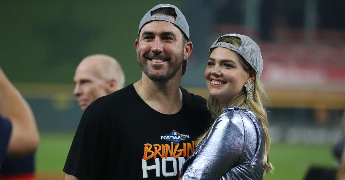 Kate Upton Sounds Off Interfence Call World Series Game 6