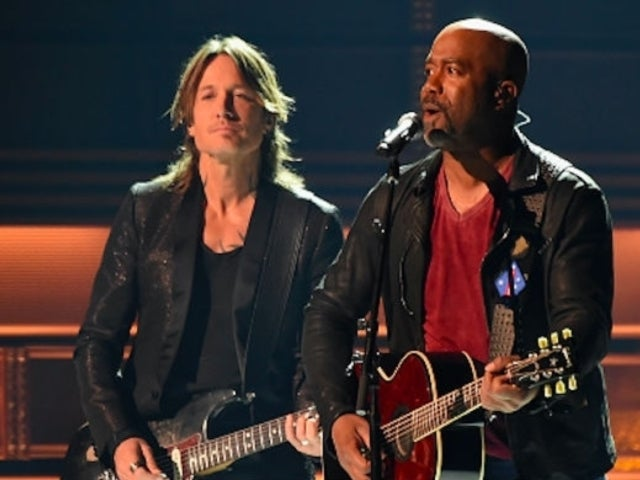 Keith Urban Performed With Darius Rucker and Brad Paisley on the Same Night in London