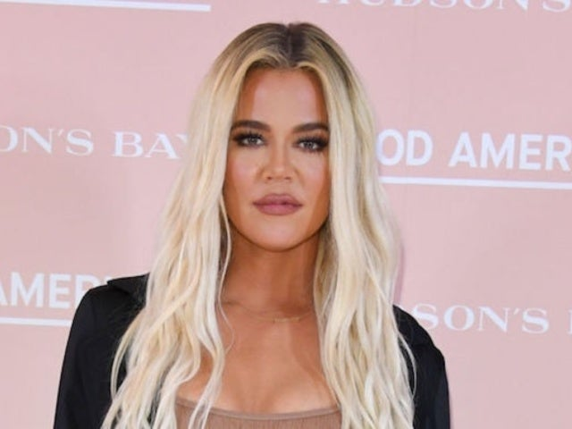 Khloe Kardashian Kisses Baby True on the Lips in Photo, Tristan Thompson Comes in With Comment