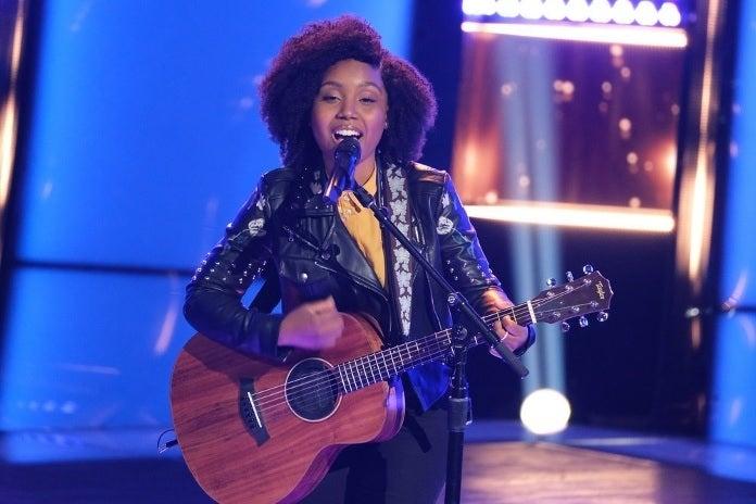 kiara brown voice nbc