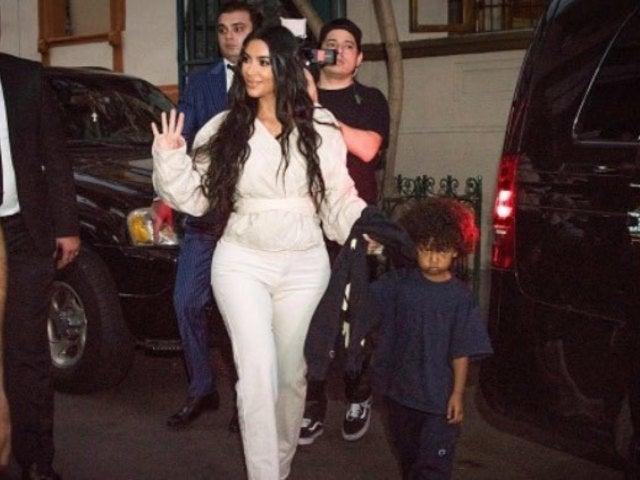 Kim Kardashian Transforms Family Into Creepy Crawlers for Third Halloween Costume Photo