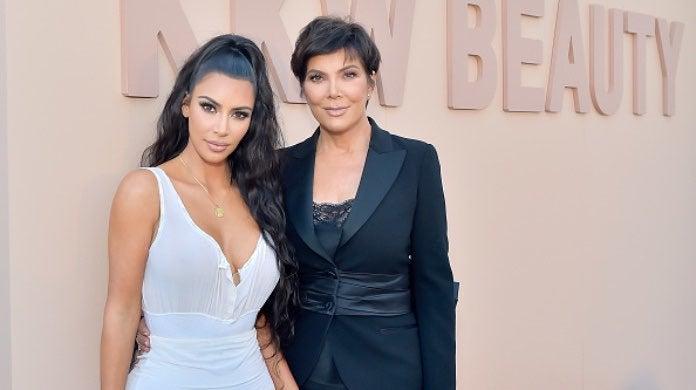 Kim Kardashian and Kris Jenner-2