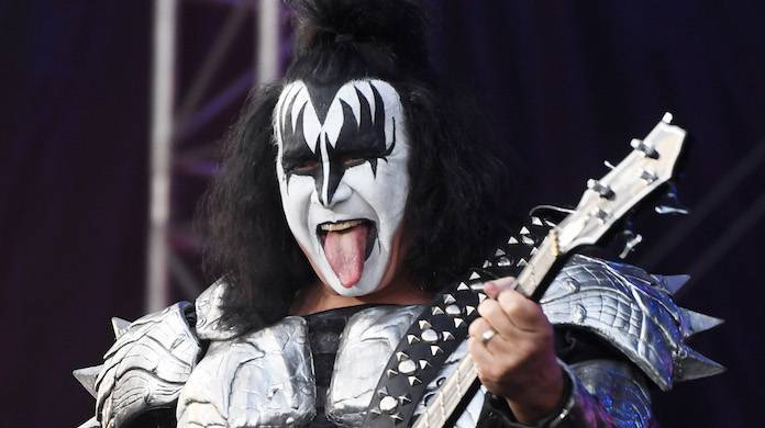 kiss-gene-simmons-Getty-Images