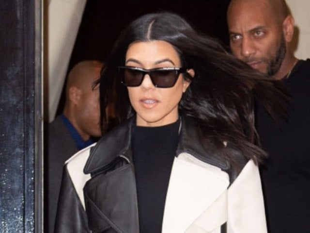 Kourtney Kardashian Loads up on Junk Food in Convenience Store Snap
