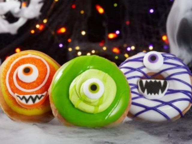 Krispy Kreme Reveals New 'Monster Batch' Doughnuts