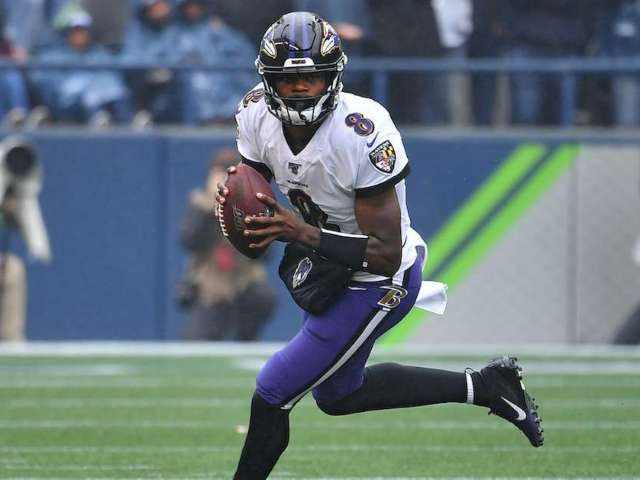 Ravens QB Lamar Jackson Set to Make History Against Patriots