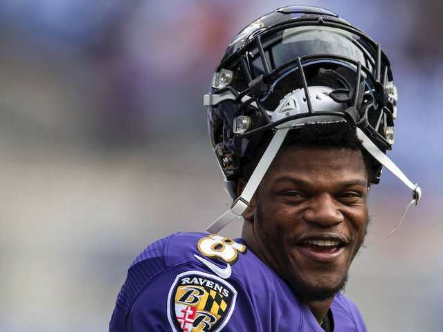 Ravens QB Lamar Jackson Reveals Magical 'Harry Potter' Costume
