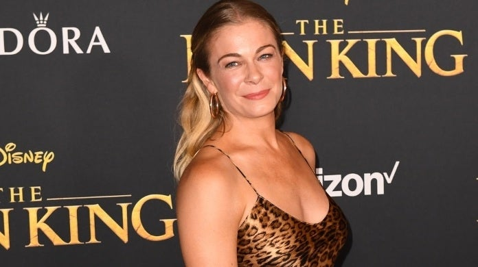 leann rimes getty images