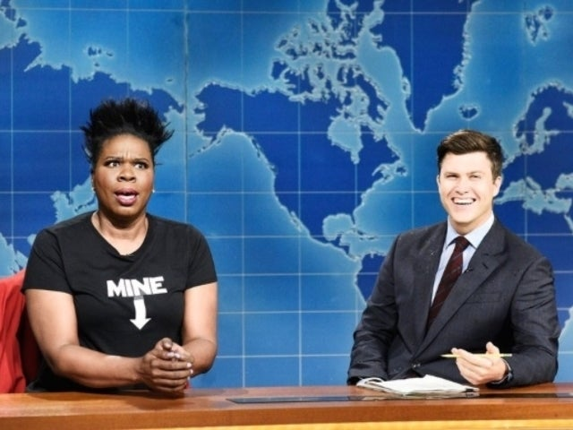 'SNL' Star Colin Jost Admits He 'Misses' Leslie Jones After Her Departure From the Show