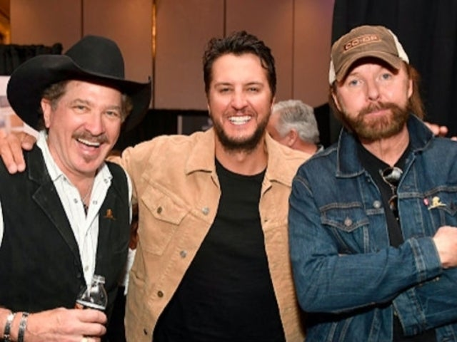 Luke Bryan Reflects on Full Circle Moment Playing for Brooks & Dunn at Country Music Hall of Fame Induction Ceremony