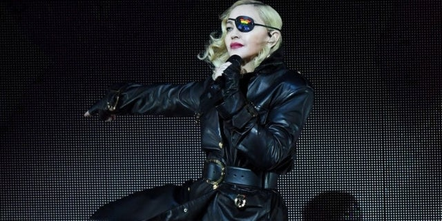 Madonna's Rarely-Seen Sister Melanie Spotted Amid Madame X Tour as She Joins Her Sibling for a Group Prayer