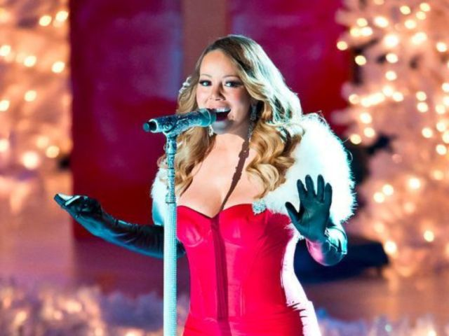 Mariah Carey Has Fans Freaking out With Day After Halloween Video