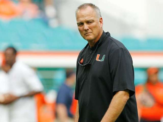 Former Georgia, Miami Head Coach Mark Richt Suffers Heart Attack