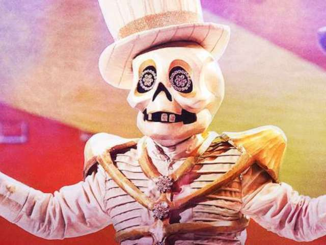 'Masked Singer' Reveals the Skeleton, and He's a Beloved Musician