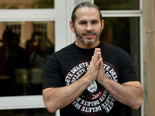 WWE: Matt Hardy Posts Photo Slamming Brother Jeff Amid Arrest Drama