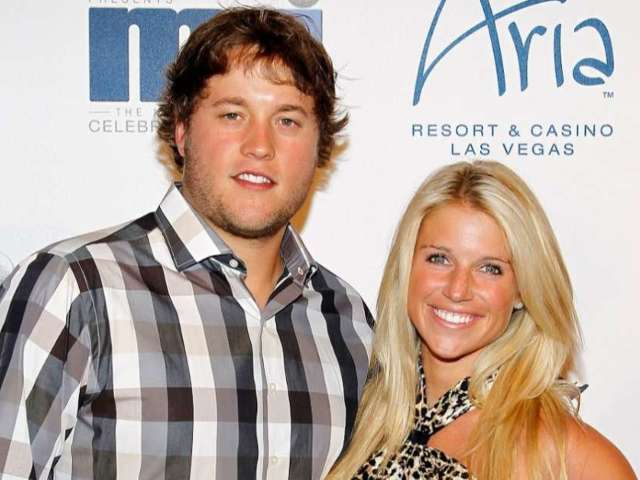 Matthew Stafford's Wife Kelly Shares Rare Photos From Hospital With Update Following Brain Tumor Surgery