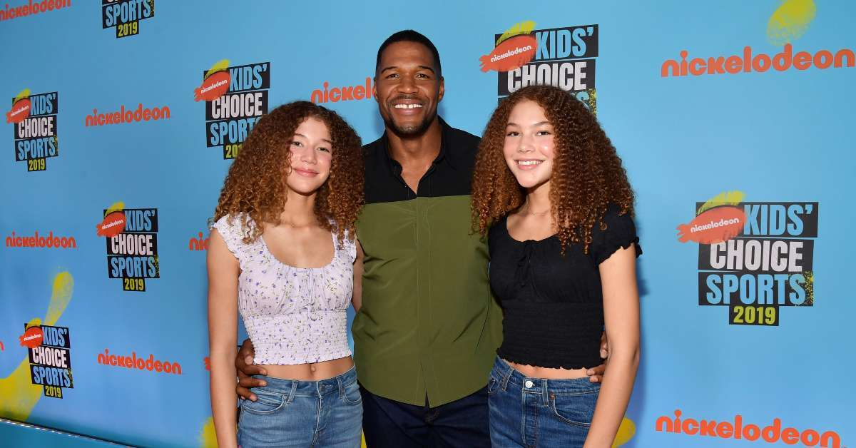 Meet Michael Strahan's Kids