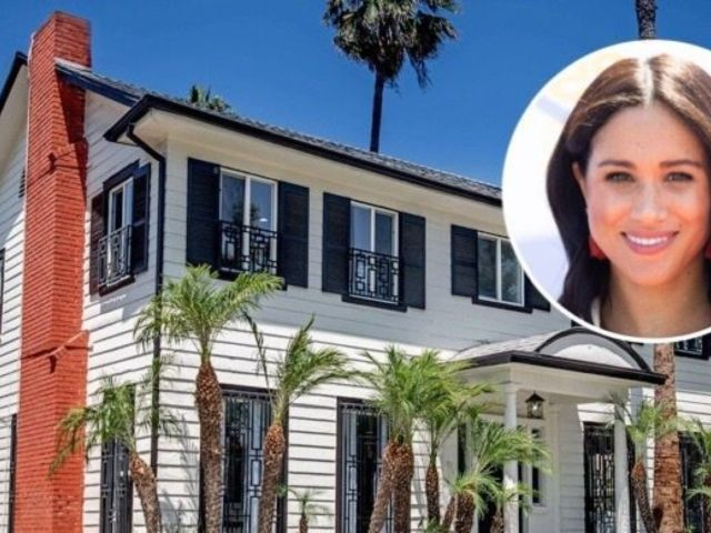 Tour Meghan Markle's $1.8M Cozy Colonial LA Home Before Marrying Prince Harry