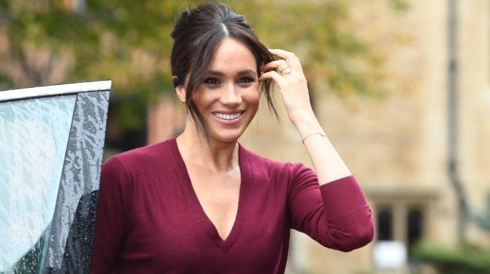 meghan markle october 25 2019 getty images