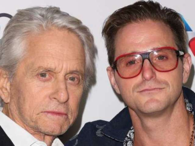Michael Douglas Blames Himself for Son Cameron's Drug Addiction: 'My Career Came Before My Family'